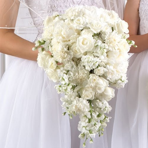 Bouquet A Cascata Sposa.Bouquet Sposa Cascata Viaggi Dell Arco